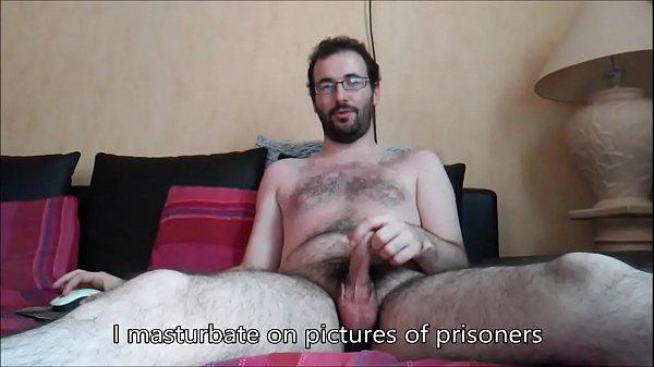 Je me branle sur des photos de détenus américain